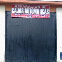 Reparación de Cajas Automaticas en Bogotá