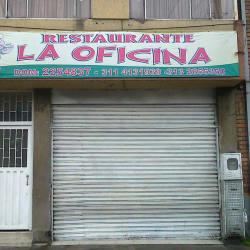 Restaurante La Oficina en Bogotá