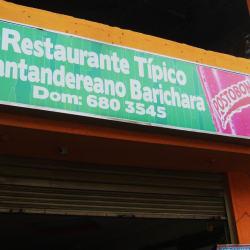 Restaurante Típico Santandereano Barichara en Bogotá