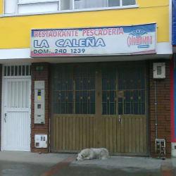 Restaurante Pescadería La Caleña en Bogotá