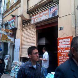 Restaurante y Cafetería El Curobo en Bogotá