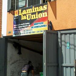 Laminas la Union en Bogotá