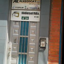 Alkeoscat Ltda en Bogotá