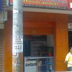 Auto Partes Inesita en Bogotá