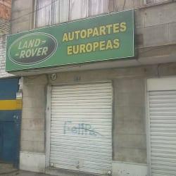 Autopartes Europeas en Bogotá