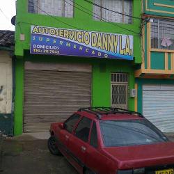 Autoservicios Danni La en Bogotá