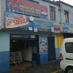Autovidrios Cerrajeria Sierra en Bogotá