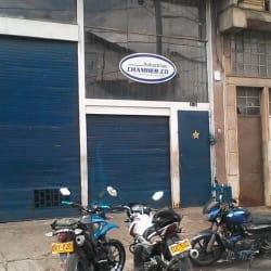 Industria Chamher Co Ltda en Bogotá