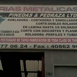 Industrias Metalicas Pineda y Pedraza S.A.S en Bogotá