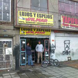 Lujos y Espejos Wilmar en Bogotá