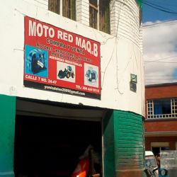 Moto Red MAQ.B en Bogotá