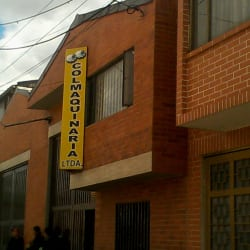 Colmaquinaria Ltda en Bogotá