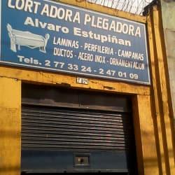 Dobladora y Cortadora Alvaro Estupiñán en Bogotá