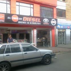 EL Punto De Diesel en Bogotá