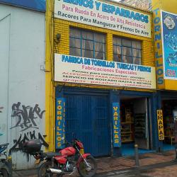 Pernos y Esparragos en Bogotá
