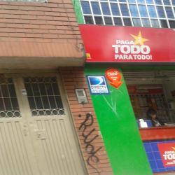 Paga Todo Para Todo Carrera 8 con 22 en Bogotá