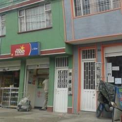 Paga Todo Para Todo Carrera 72 en Bogotá