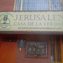 Jerusalen Casa de la Verdad en Bogotá
