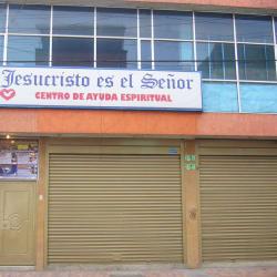 Jesucristo es el señor Centro de Ayuda Espiritual Lisboa en Bogotá