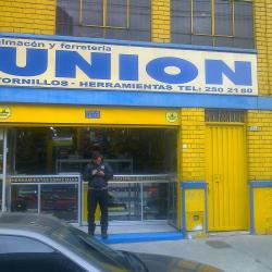 Ferretería Unión en Bogotá