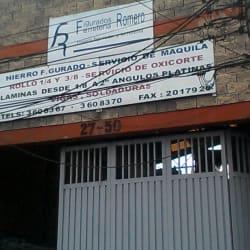 Figurados y Ferreteria Romero en Bogotá
