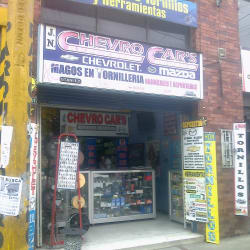 Chevro Car's en Bogotá