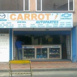 Carrot Autopartes en Bogotá