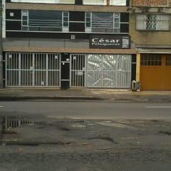 Cesar Peluqueros en Bogotá