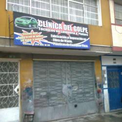 Clinica del Golpe en Bogotá