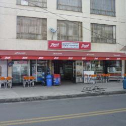 Autoservicio y Panadería Prado Morande en Bogotá