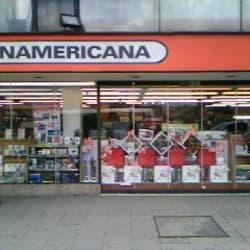 Panamericana Calle 72 en Bogotá