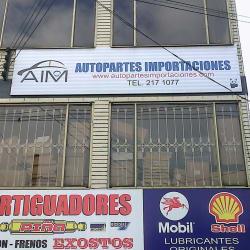 Autopartes Importaciones en Bogotá