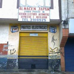 Almacen Japam en Bogotá