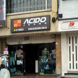 Acido Jeans Carrera 24 con 3 en Bogotá