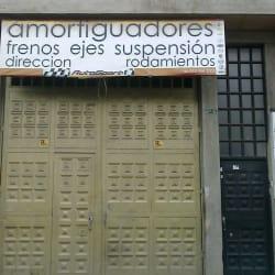 Amortiguadores Autosport en Bogotá