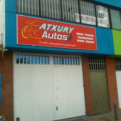 Atxury Autos en Bogotá