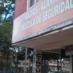 Audio Planet en Bogotá