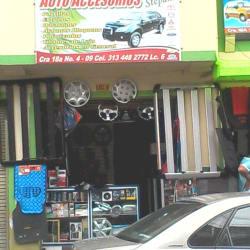 Auto Accesorios Stepani en Bogotá