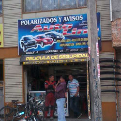 Auto Line en Bogotá