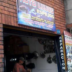 Auto Lujos Espejos en Bogotá