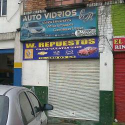 Auto Vidrios  en Bogotá