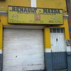AC Renault Mazda  en Bogotá
