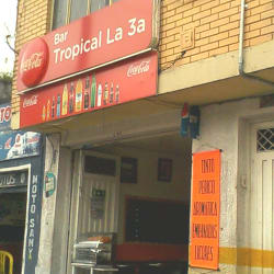 Bar Tropical La 3A en Bogotá