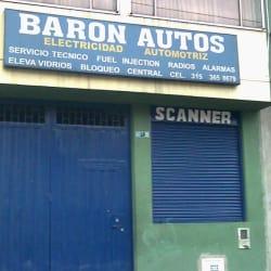 Baron Autos en Bogotá