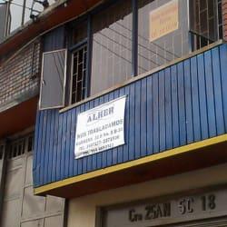 BATERIAS INDUSTRIALES ALHER en Bogotá