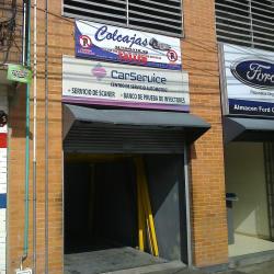 Taller Colcajas Automáticas  en Bogotá