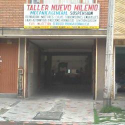Talle El Nuevo Milenio en Bogotá