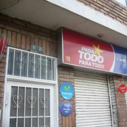 Paga Todo Para Todo Calle 127B con 90C en Bogotá