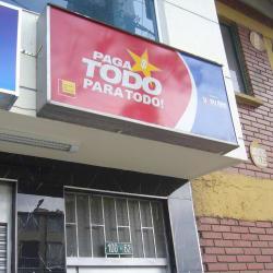 Paga Todo Para Todo Calle 153 con 100 en Bogotá