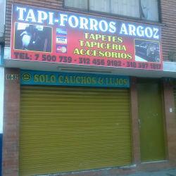 Tapi Forros Argoz en Bogotá